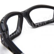 Bollé tracker bril clear platinum vo 256513 TRACPSi