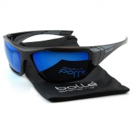 Очки Bolle HUSTLER (HUSTFLASH), Polarized Blue