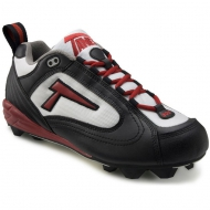 Шиповки Tanel 360 RPM 2G Lite Low Cleats, Black/White/Red